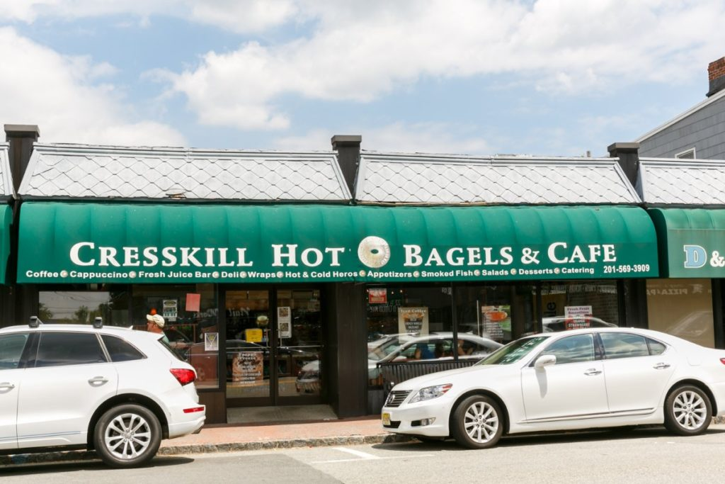 Cresskill Bagel & Cafe 23 Union, Cresskill, NJ, 07626